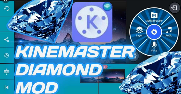 aplikasi kinemaster diamond