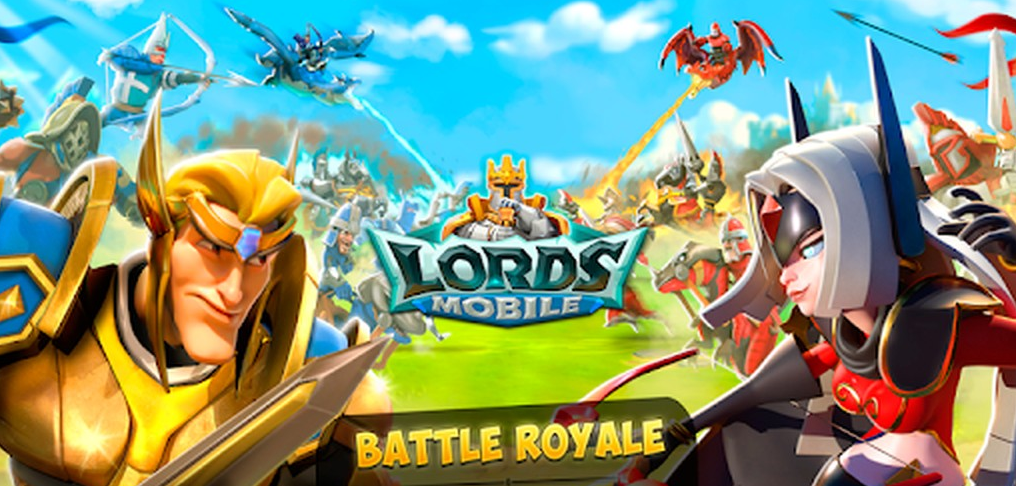 lords mobile mod apk unlimited money