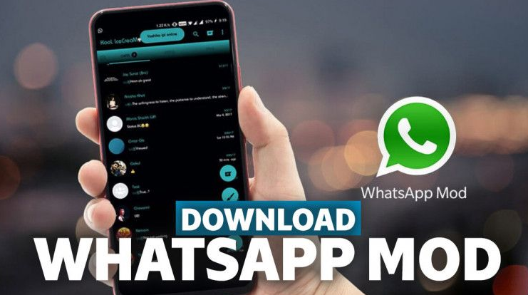 download whatsapp mod status panjang